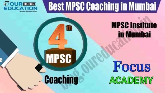 MPSC coaching institutes in Mumbai