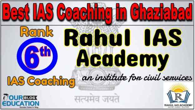 Top IAS Coaching Centre in Ghaziabad