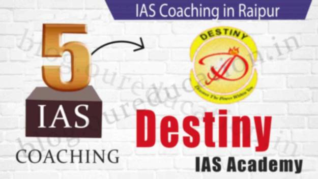 Top IAS Coaching in Raipur.