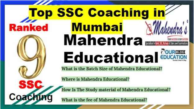 Top SSC Coaching in MUmbai