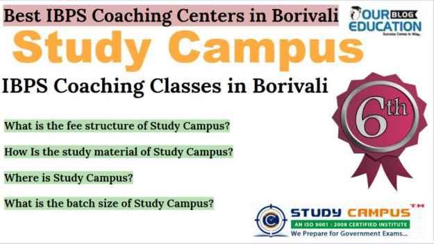 Best IBPS Institute in Borivali