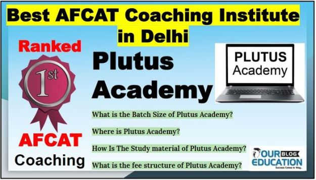 Best AFCAT Coaching in Delhi