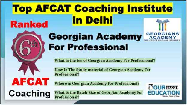 Top AFCAT Coaching Center in Delhi