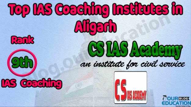 Best UPSC Coaching Institute in Aligarh