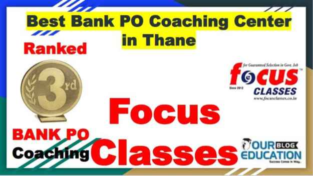Best Bank PO Coaching Center in Thane