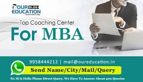 MBA Coaching Institutes in India Statewise