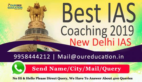 Bet IAs Coaching in Delhi