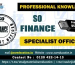 specialist officer finance