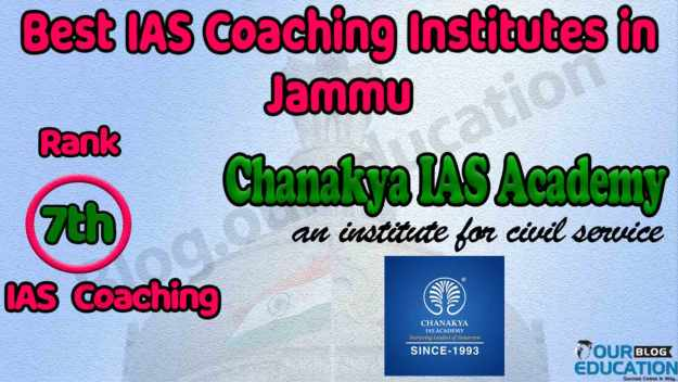 Best IAS Coaching Center in Jammu