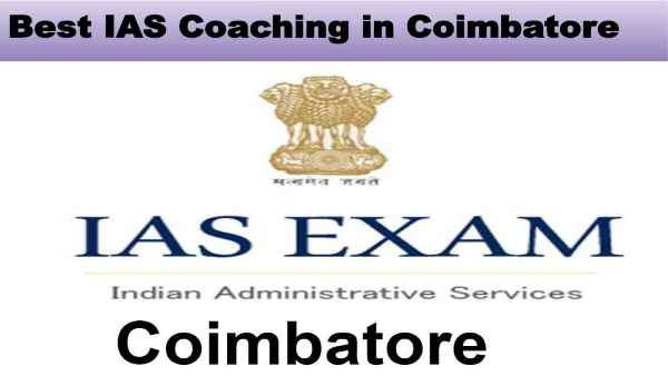 Best IAS Coaching in Coimbatore