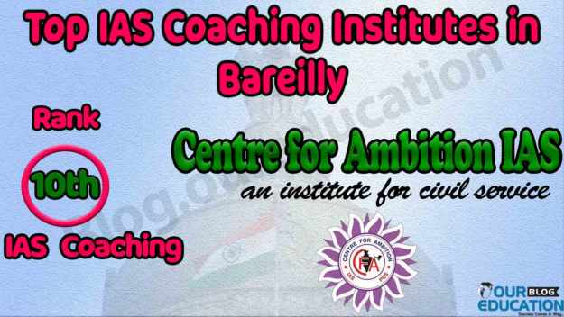 Top UPSC Coaching Institute in Bareilly