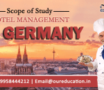 Scope of studying hotel management in Germany