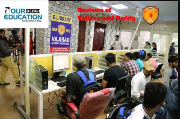 Vajirao and Reddy IAS Delhi Reviews