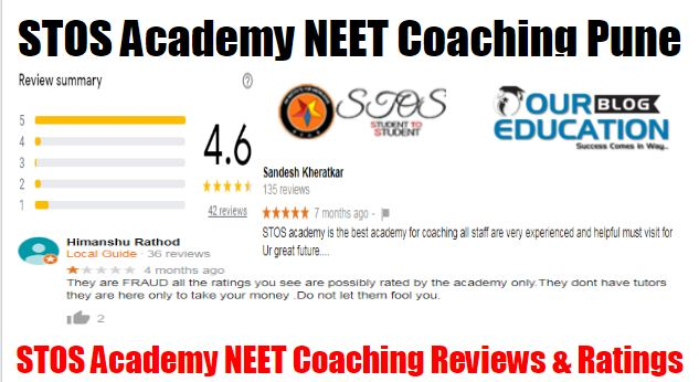 SOS Academy NEET Coaching in Pune
