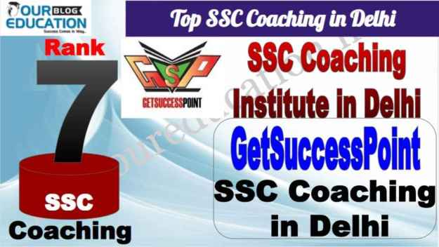 Top SSC Coaching in Delhi