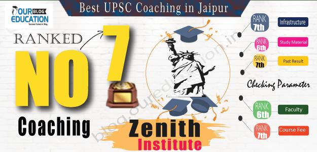 Top UPSC Coaching of jaipur