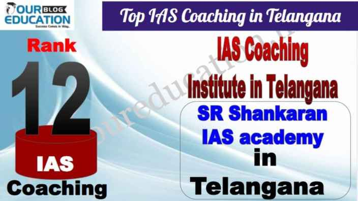 Top IAS Coaching in Telangana
