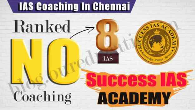 IAS in Chennai