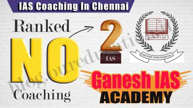 Best IAS Coaching in Chennai