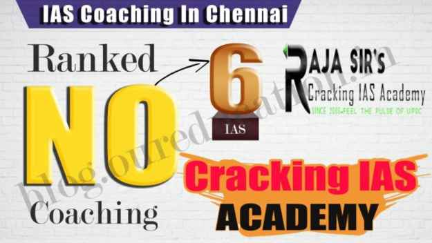 IAS Coaching center in Chennai