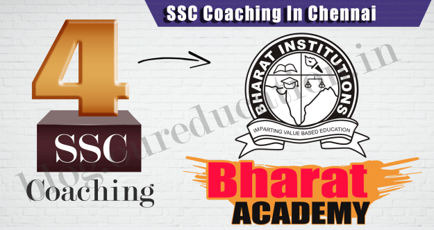 Best SSC Coaching in Chennai