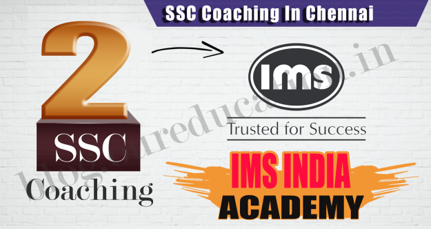 SSC Coaching of Chennai
