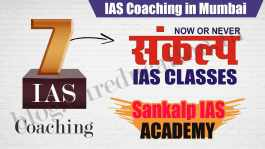 Top Coaching for IAS in Mumbai