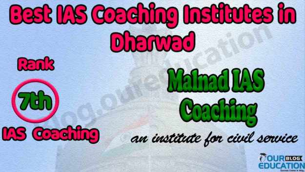 Best IAS Coaching Center in Dharwad