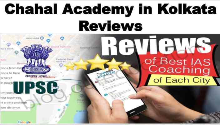 Chahal Academy in Kolkata Review