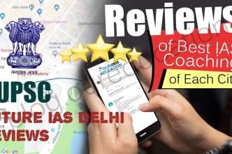 Future IAS Delhi Reviews