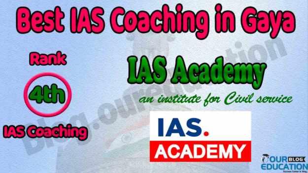 Top Civil Services Coaching in Gaya