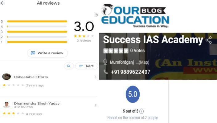 Success IAS Academy