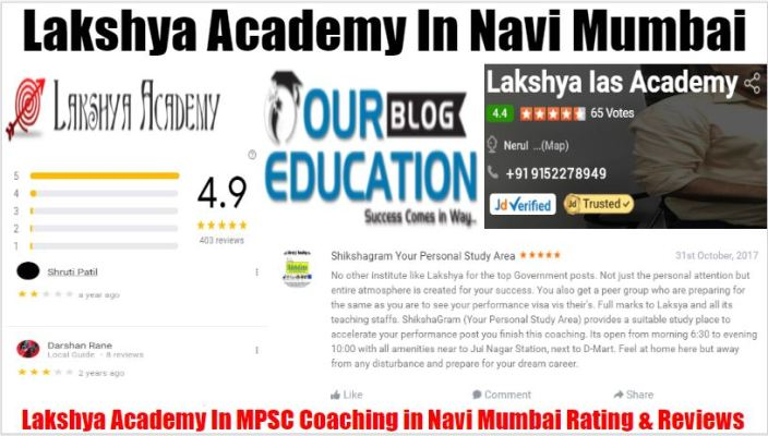 Lakshya Academy MPSC Coaching in Navi Mumbai Review