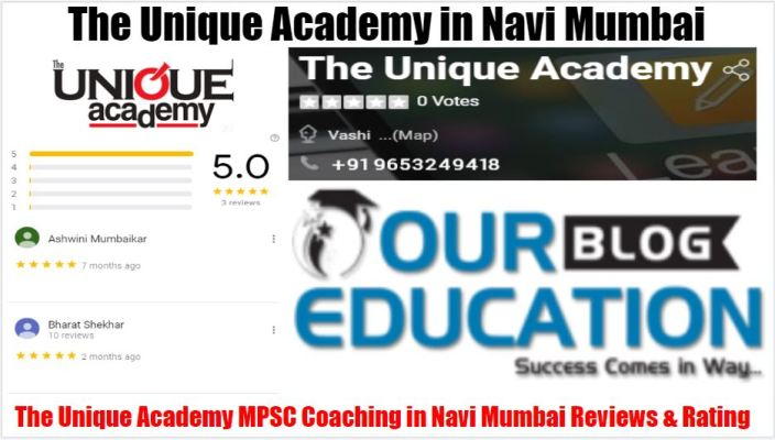 The Unique Academy MPSC Coaching in Navi Mumbai Review