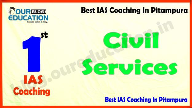 Best IAS Coaching Center in Pitampura