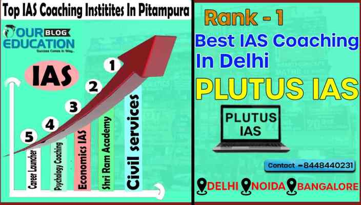 Best IAS Coaching Institute in Pitampura