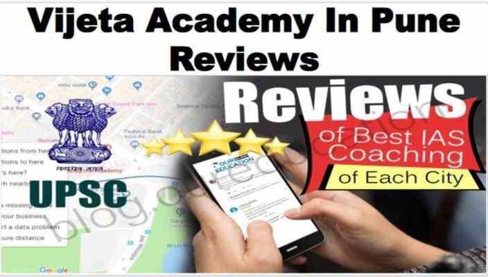 Viketa Academy IAS Coaching in Pune Reviews
