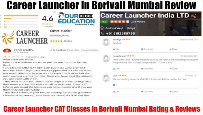 Career Launcher CAT Classes In Andheri Mumbai Review