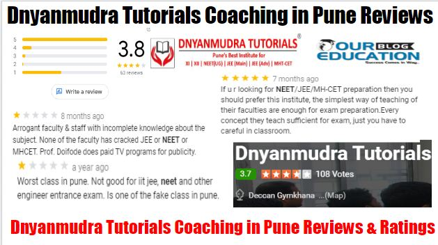 Dnyanmudra Tutorials in Pune Reviews Dnyanmudra Tutorials in Pune Reviews