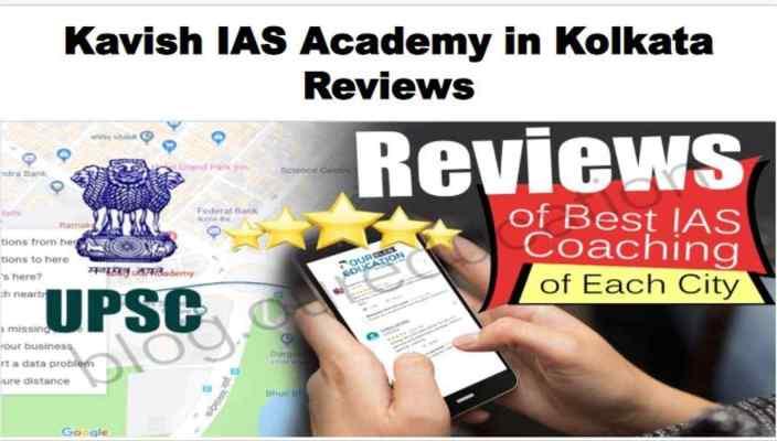 Kavish IAS Kolkata Reviews