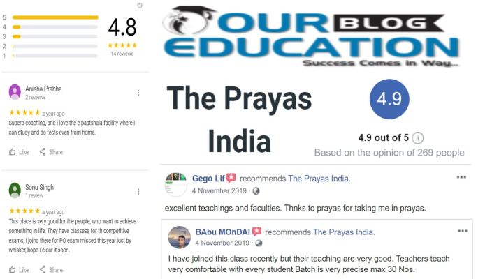 The Prayas India Bank PO Coaching Classes In Powai Mumbai Review