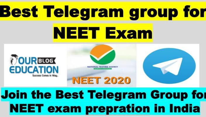 Best NEET telegram Group