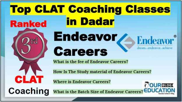 Best CLAT Coaching Classes in Dadar