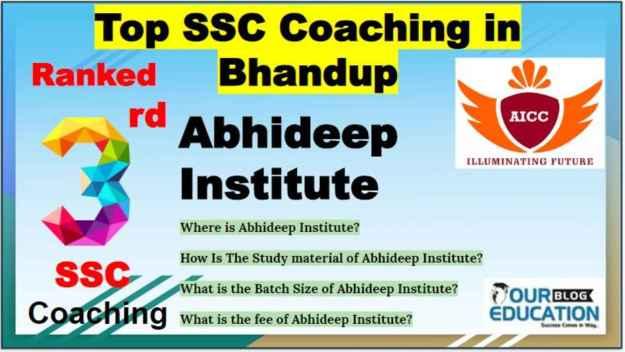 Best SSC Coaching Institute in Bhandup