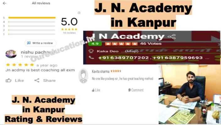 J. N. Academy In Kanpur