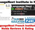 LanguageNext French Language Institute in Noida Review