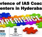 Experience of UPSC Coaching in Hyderabad