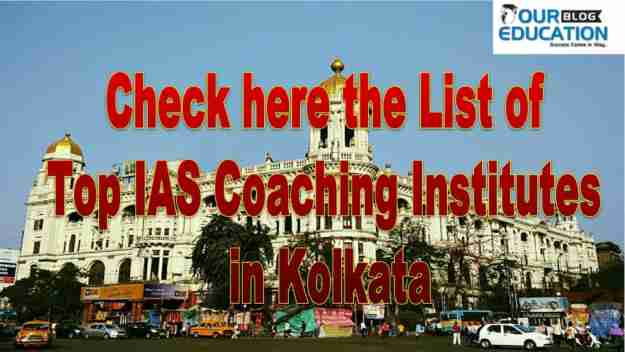 Best IAS Coachings in Kolkata