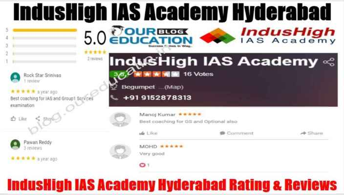 Indushigh IAS Academy in Hyderabad Review