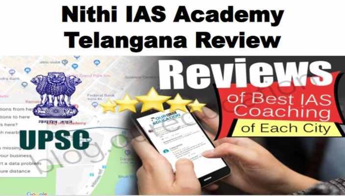 Nithi IAS Coaching Telangana Review